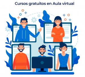 Cursos gratis - Aula virtual